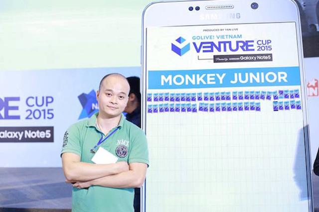 """CEO Monkey Junior: Tôi đã """"đốt"""" 10 tỷ, phải rao bán nhà để khởi nghiệp"""