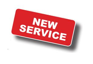 Dịch vụ mới