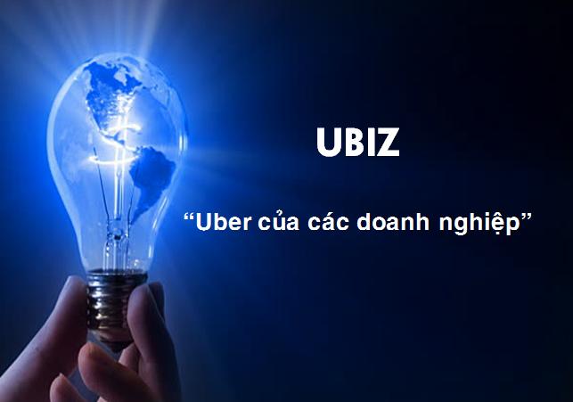 """Chia sẻ dự án """"Ubiz – Uber của doanh nghiệp"""""""