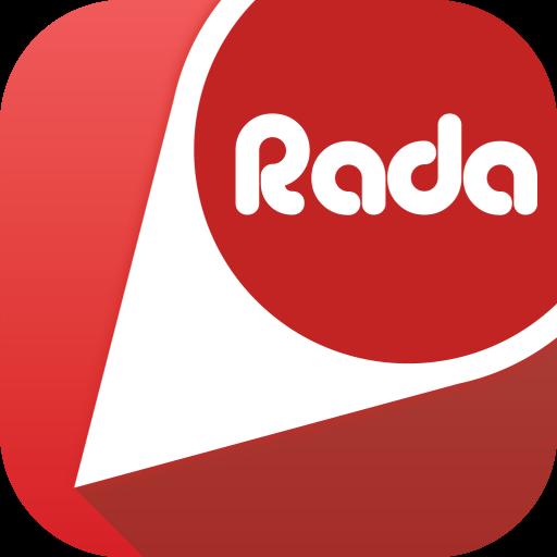 Ứng dụng kết nối dịch vụ Rada
