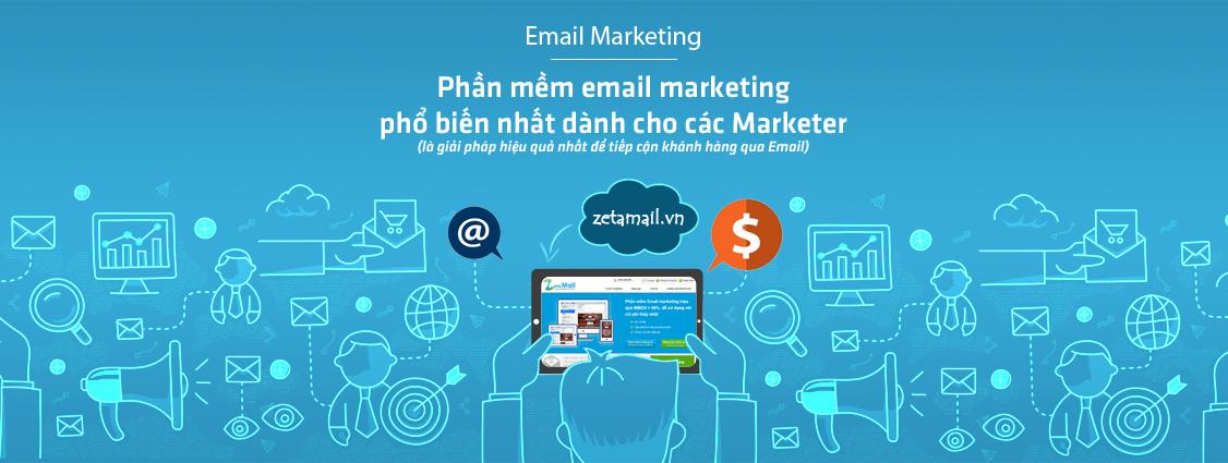ZetaMail – Phần mềm và dịch vụ marketing hiệu quả nhất cho doanh nghiệp