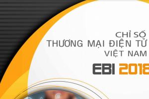 Báo cáo Chỉ số Thương mại điện tử Việt Nam 2018