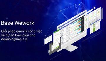 Base.vn – Nền tảng thống nhất quản trị & điều hành doanh nghiệp