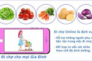 Đi chợ Online