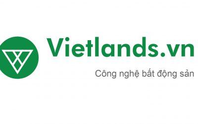 Vietlands.vn là Startup bất động sản đầu tiên ở Việt Nam áp dụng công nghệ phân tích dữ liệu lớn Big Data vào nghiên cứu, đầu tư và phát triển các dự án bất động sản