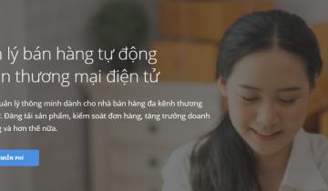PowerSell- Quản lý bán hàng tự động  đa sàn thương mại điện tử