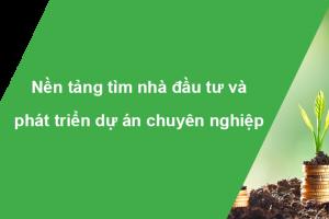 Findi.vn – Nền tảng tìm nhà đầu tư và phát triển dự án chuyên nghiệp